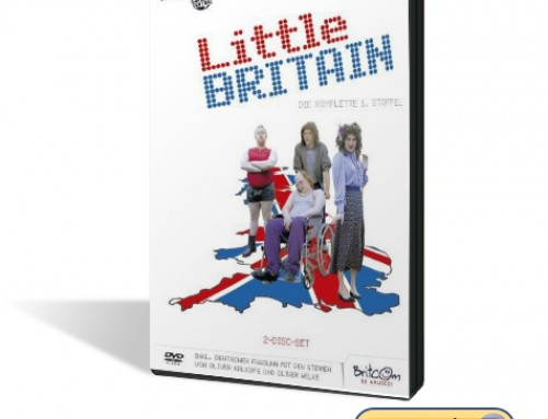Little Britain – 1. Staffel