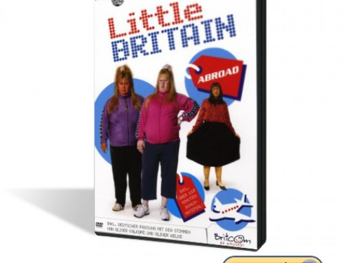 Little Britain – Abroad
