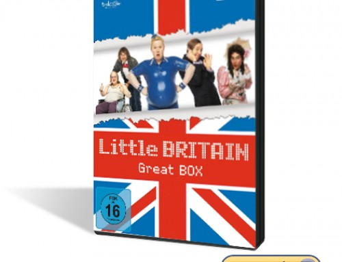 Little Britain – Great Box