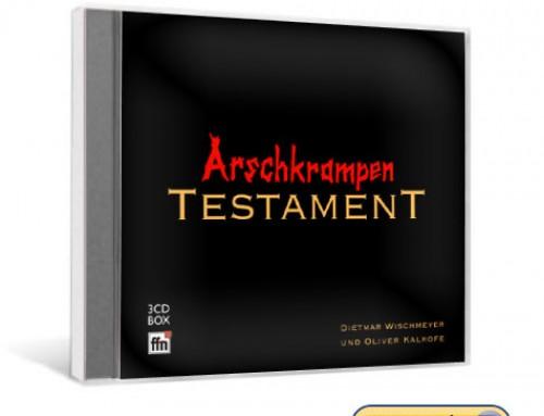Arschkrampen – Testament