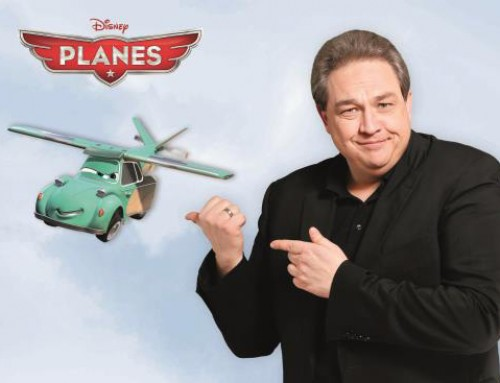 Rasante Stimmen für das spannendste Flieger-Abenteuer des Jahres!