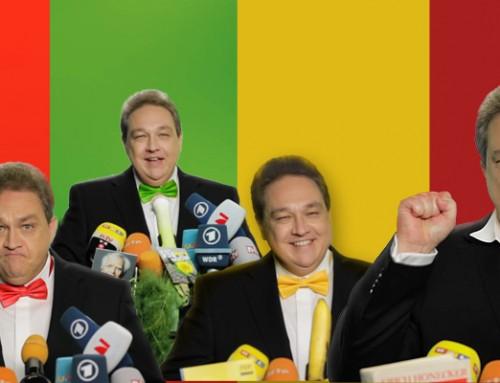 """Kalkofes """"Fressesprecher"""" feiert TV-Premiere!"""