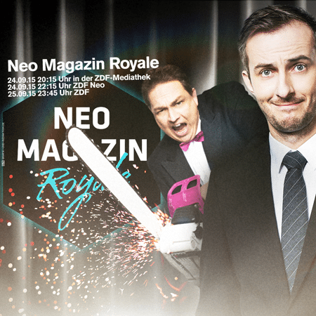 Neomagazin Royale Mediathek