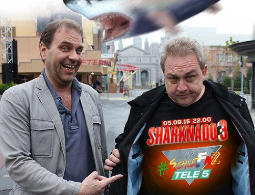 SchleFaZ – Sharknado 3. OH HELL NO!