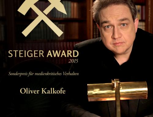 Der Steiger Award