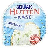 Gervais Hüttenkäse Original körniger Frischkäse - Hütten-Käse mit viel Eiweiß, 200 g