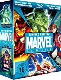 Marvel Limited Blu-ray Edition (Hulk vs.Thor & Wolverine, The Invincible Iron Man, The Next Avengers, Planet Hulk & Thor...
