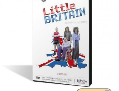 Little Britain – 1. Staffel