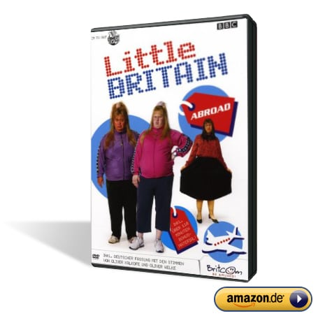 Little Britain – Abroad