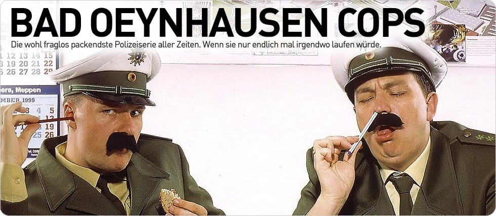 Bad Oeynhausen Cops