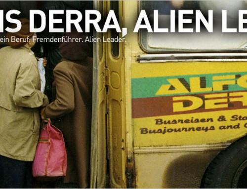 Alfons Derra, Alien Leader