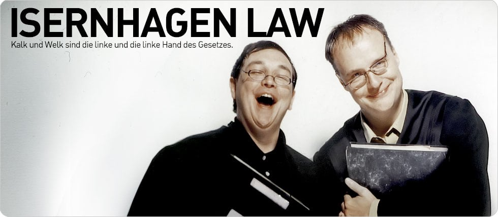 Isernhagen Law