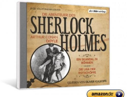 Die Abenteuer des Sherlock Holmes:Ein Skandal in Böhmen & Die Liga der Rotschöpfe