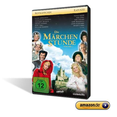 Die ProSieben Märchenstunde – Vol. 1:Rotkäppchen & Rapunzel