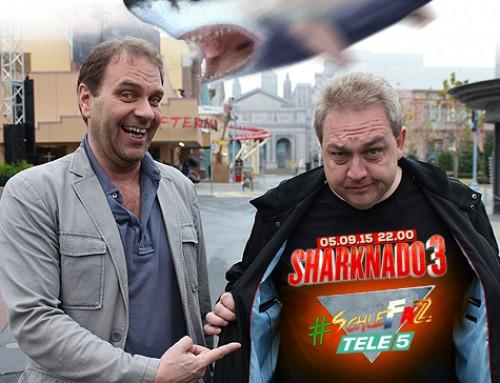 SchleFaZ – Sharknado 3. OH HELL NO!
