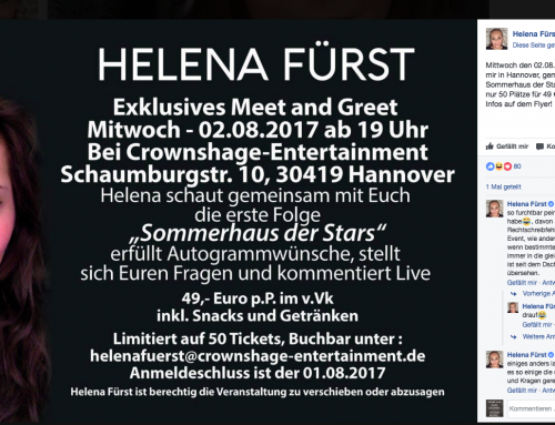 Meet Höllena – Fürstin der Finsternis!