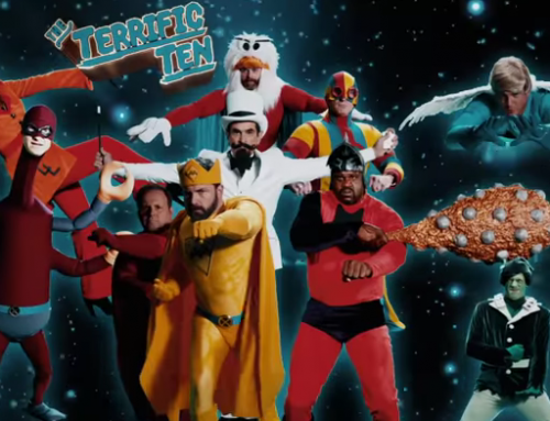 "Jimmy Kimmel's ""The Terrific Ten"" WORLD PREMIERE TRAILER"