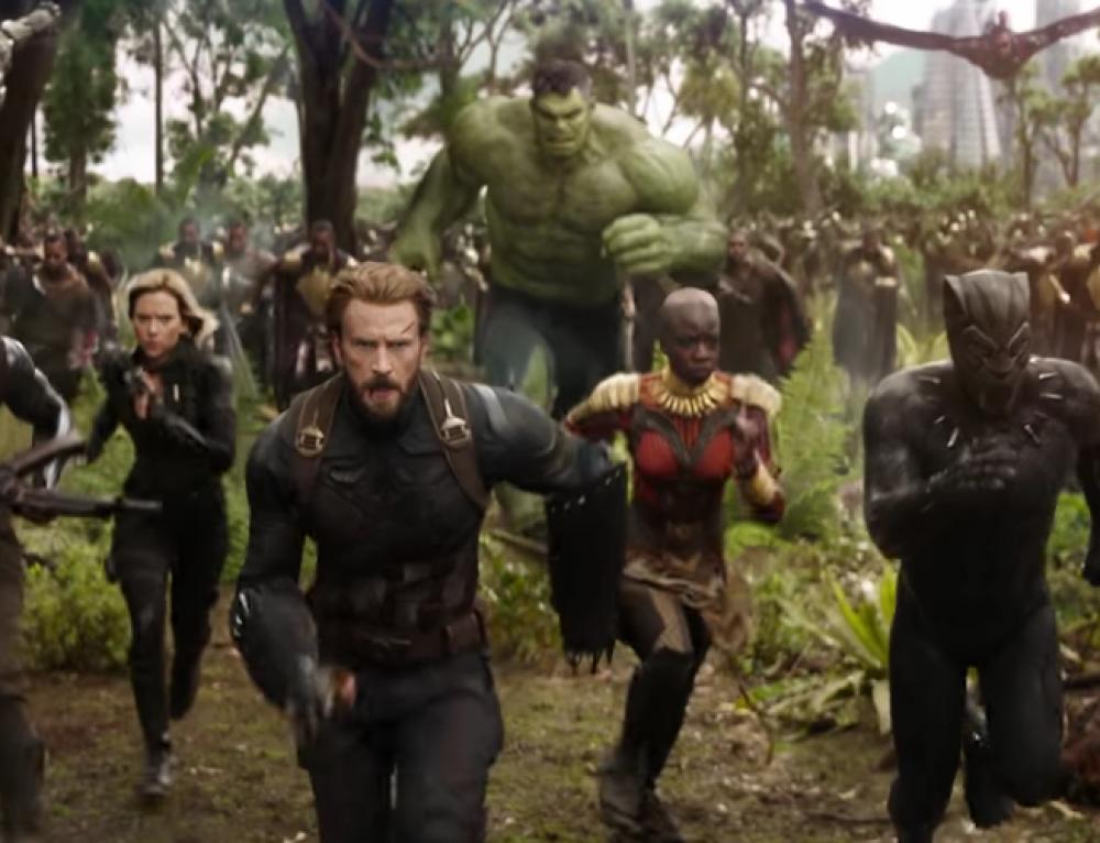 Avengers: Infinity War – Der Teaser Trailer ist da!