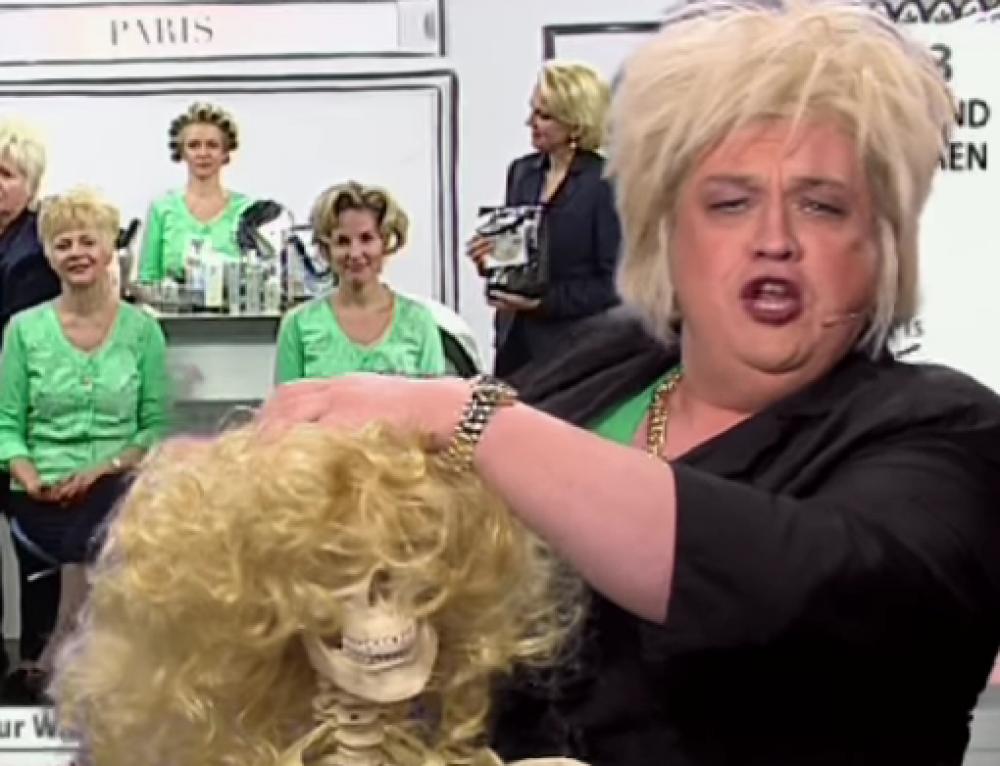 Kalkofes Mattscheibe Rekalked – Schöne Haare mit Brigitte