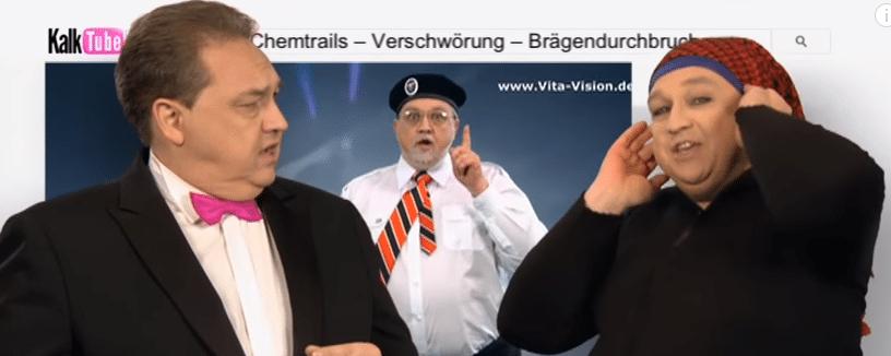 KALKOFES MATTSCHEIBE REKALKED – HYMNE MIT BILDUNGSAUFTRAG