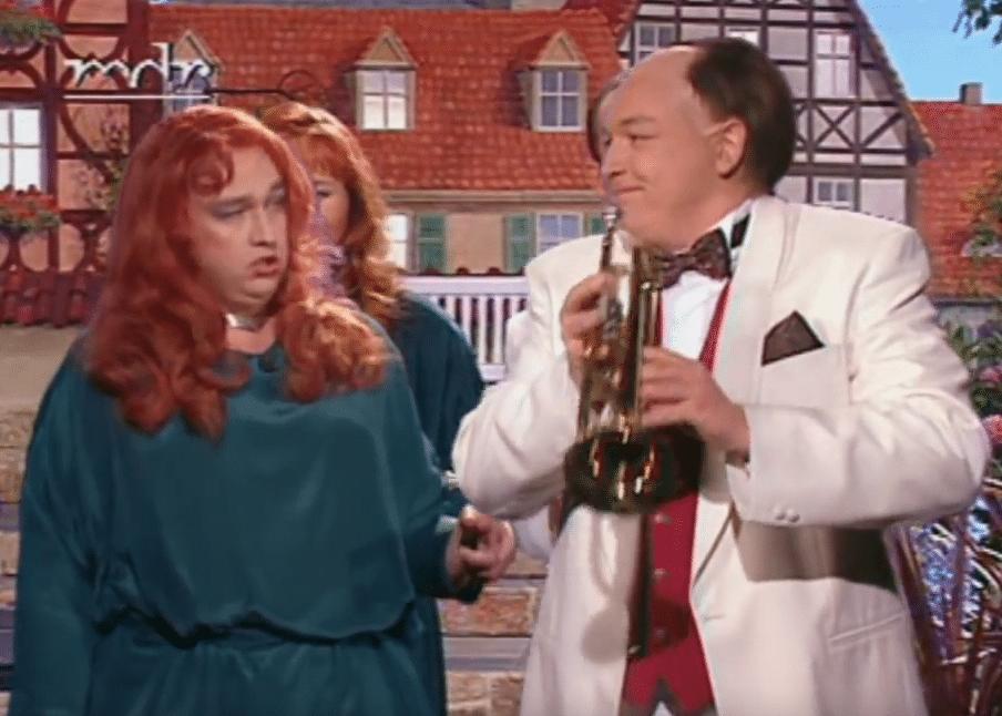 Mattscheibe Klassiker – Gott, Horst, Zora und ihre Mutter
