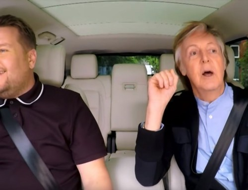 Paul McCartney Carpool Karaoke mit James Corden