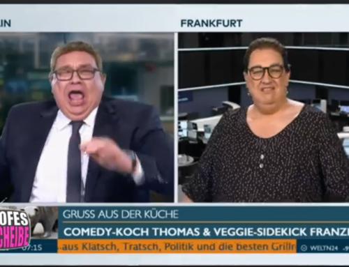 Kalkofes Mattscheibe – Grillen an der Börse – WELT TV