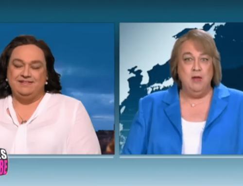 Kalkofes Mattscheibe – Flugtaxi – Marietta Slomka und Dorothee Bär CSU
