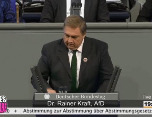 Kalkofes Mattscheibe – AfD Klimaexperte Dr.Rainer Kraft