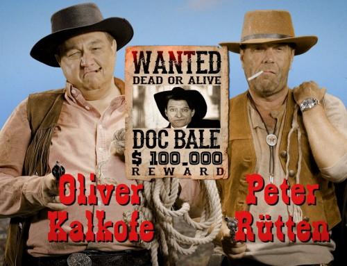 Der Dino Song – Bela B.  #SchleFaZ:Cowboys vs. Dinosaurs