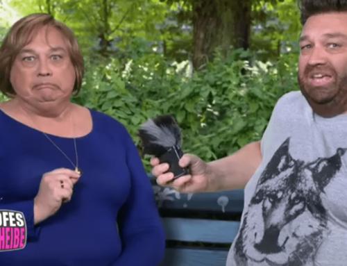 Kalkofes Mattscheibe – AfD – Beatrix Storch und die Sonne