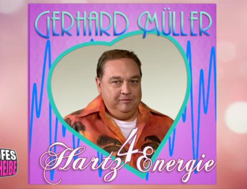 Kalkofes Mattscheibe – Gerhard Müller – Herzenergie