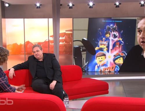 Oliver Kalkofe zu Gast bei Zibb im RBB Fernsehen!