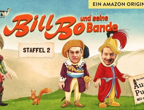 Oliver Kalkofe ist Obrist von Kalkenstein! Bill Bo und seine Bande – Staffel 2 ist da!