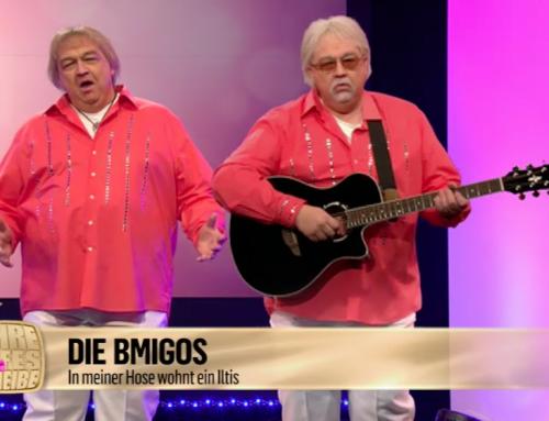 """Kalkofes Mattscheibe – DIE B-MIGOS """"IN MEINER HOSE WOHNT EIN ILTIS"""""""